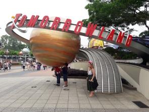 Hong Kong Disneyland Tomorrowland