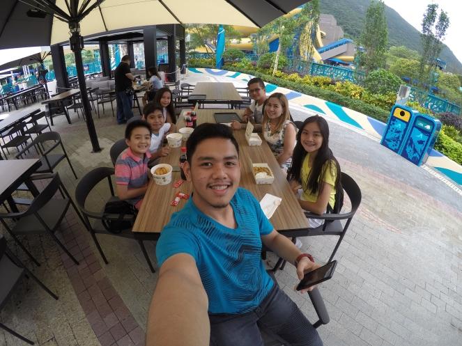Ocean Park Group Photo